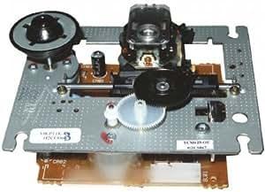 THOMSON - bloc optique tcm125-0e ens.meca.cdt-125- pour audiovisuel video THOMSON