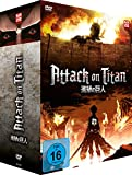Attack on Titan - DVD Vol. 1 + Sammelschuber (Limited Edition)