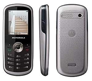Motorola WX290 (Mercury Silver)