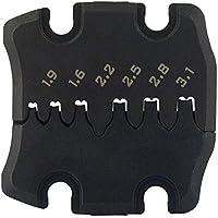Pad-12S placa de troqueles intercambiables (tamaño 'M') para Engineer Inc. 'práctico crimpadora'
