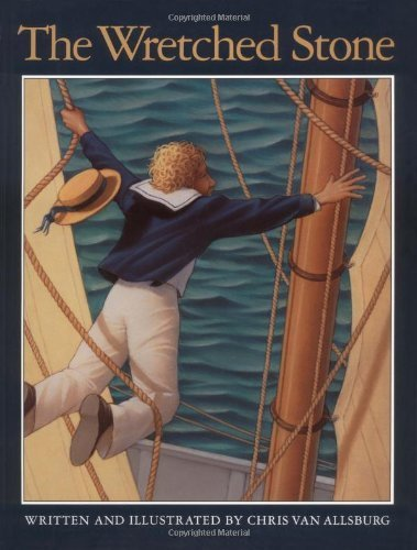 The Wretched Stone by Chris Van Allsburg (1991-10-28)