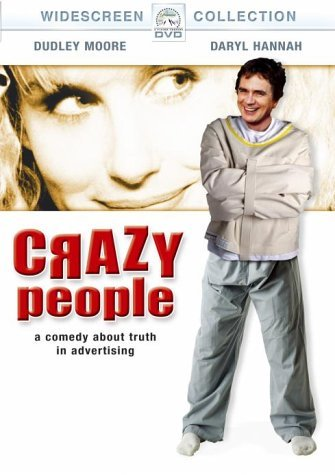 Crazy People [DVD] [1990] by Dudley Moore