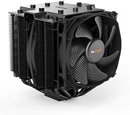 be Quiet! BK022 Dark Rock Pro 4 CPU Air Cooler 250W TDP 6-Pole Fan Motor 6 Heat Pipes Silent Wings135mm PWM Fan