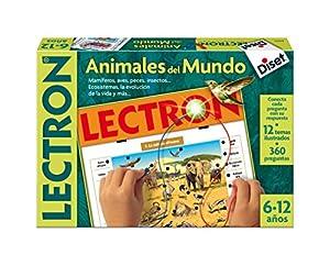 Lectron Diset Animales del Mundo (63810)
