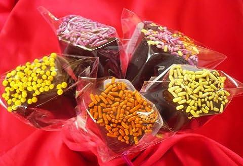 Ananda's Vegan & Vegetarian Chocolate Marshmallow Lollipop x