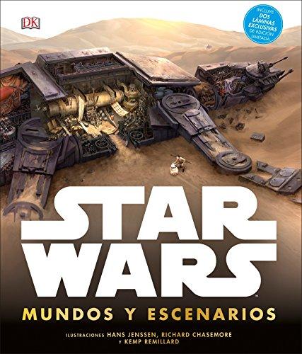 Star Wars Mundos Y Escenarios por Dk