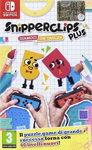 Snipperclips Plus: Diamoci un taglio!