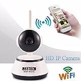 Babyphone, M.Way HD 1280 * 720 Heimschutz überwachungskamera, IP Kamera drahtlose mobile...