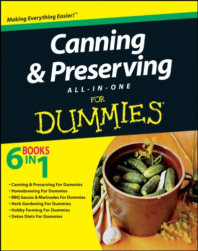 Canning and Preserving Al