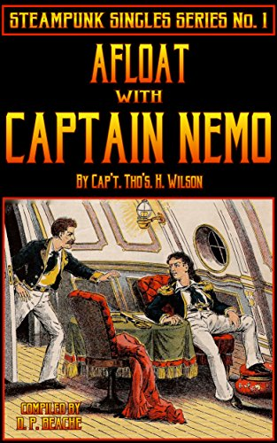 Afloat With Captain Nemo: Or, The Mystery of Whirlpool Island (Steampunk Singles Series Book 1) (English Edition)