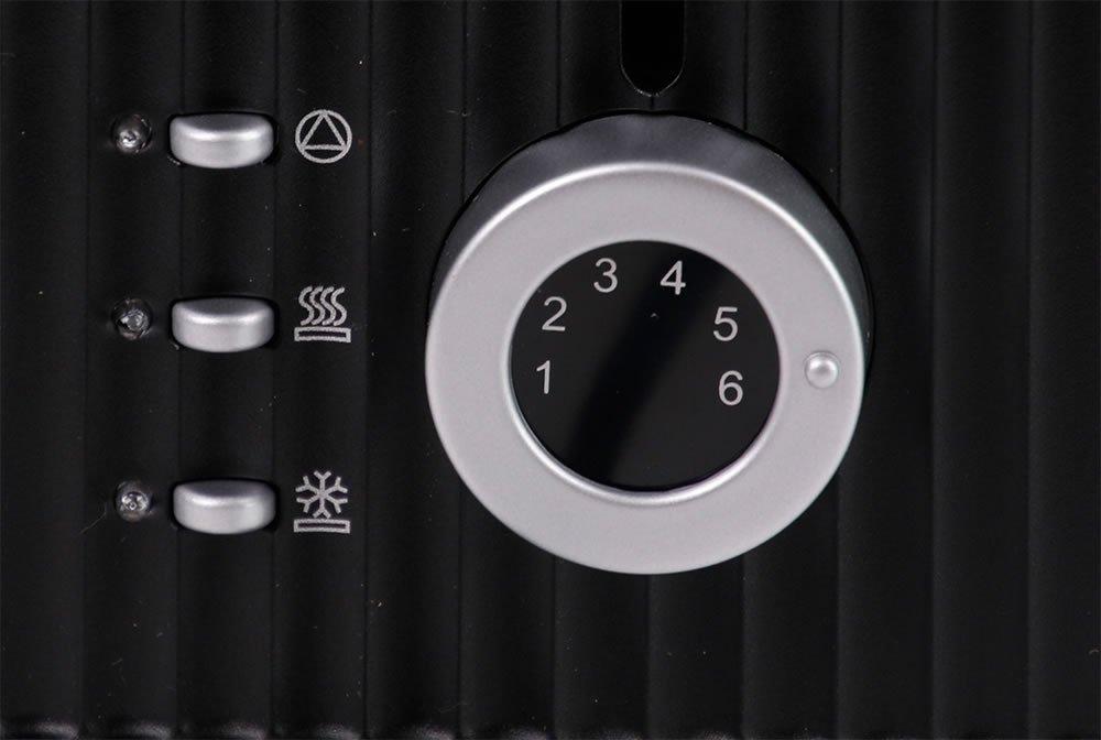Toaster-MD-15709-1200-bis-1400-Watt-zwei-Langschlitze-Aufwrm-Auftau-und-Stopptaste-Brunungsgrad-Regler-schwarz