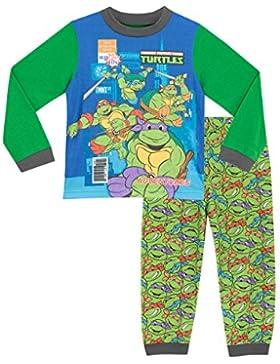 Teenage Mutant Ninja Turtles - Pijama para Niños - Las Tortugas Ninja