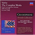 Varése: The Complete Works