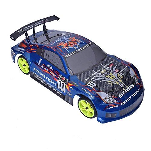 HSP RC Auto 4WD 1/10Maßstab Modelle auf Road Touring Racing Nitro Gas Power RC Drift Auto 94122High Speed Hobby Fernbedienung Auto -