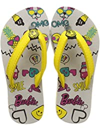 Barbie Girl's Bbpgff2155 Flip-Flops