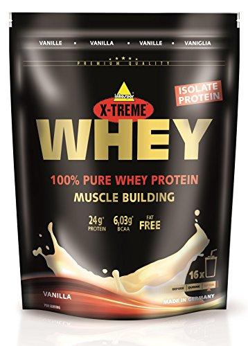 Preisvergleich Produktbild Inkospor X-Treme Whey Protein,  Vanille,  500g Beutel