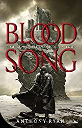 Blood Song T02 le Seigneur de la Tour