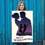 La La Land - The fools who dream - Artwork poster