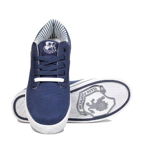 VLADO FOOTWEAR - VLADO - Baskets Spectro 3 Vlado - Navy Bleu Marine