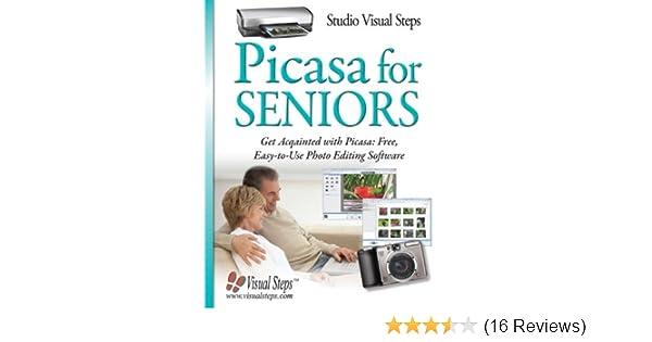 Picasa for Seniors (Studio Visual Steps): Amazon co uk