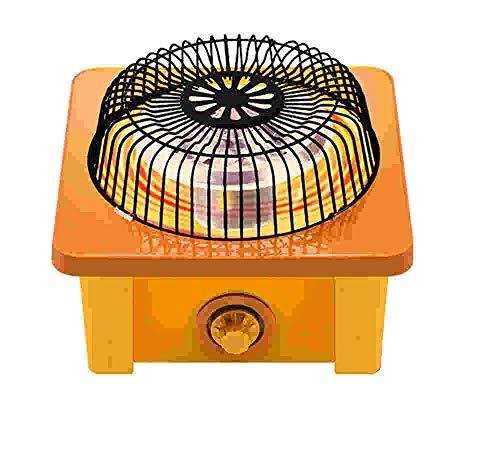 FTYUC Calentador, Calefactor, Calefactor eléctrico Sol pequeño hogar Ahorro de energía Tostado brasero Jaula de pájaros asador Estufa Estudiante Ahorro de energía Arma de Asar pequeña, B