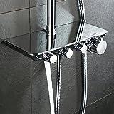 duschsystem regendusche - Vergleich von