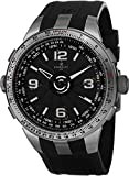 Perrelet Men's Case Quartz Analog Watch A1085-1
