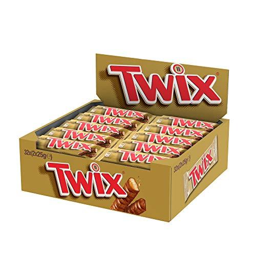 Twix Maxi Pack Sachets de 50 g