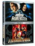 El Jovencito Frankenstein + La Loca Historia De Las Galaxias - Duo [DVD]
