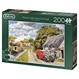 Jumbo 11214 Parcel for Canal Cottage Jigsaw Puzzle, Multi