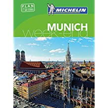 Guide Vert Week-end Munich Michelin