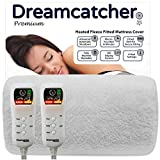 Dreamcatcher Super King Size Electric Blanket Luxury Polar Fleece, SuperKing Size Bed 203