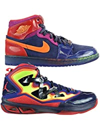 the best attitude 98389 1bc37 Jordan YOTS Pack Year of The Snake Air 1 Retro Melo M9 Multi Color (