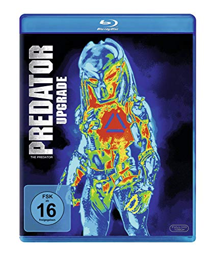 Predator - Upgrade [Blu-ray] Blu-ray-upgrade