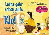 Buchinformationen und Rezensionen zu Lotta geht schon aufs Klo!: So bleibt die Hose sauber (SOWAS!) von Caroline Oblasser