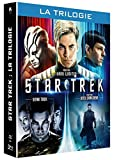 Star Trek : La trilogie - Star Trek + Star Trek Into Darkness + Star Trek Sans limites [Blu-ray]