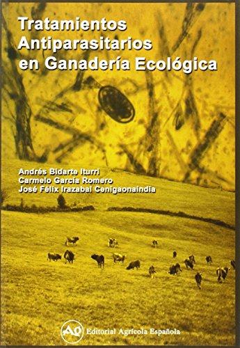 Tratamiento antiparasitario en ganadería ecológica