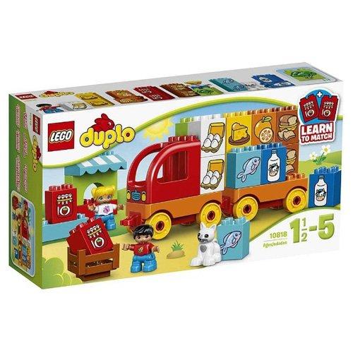 Lego 10818 Duplo Mein erster Lastwagen, Lernspielzeug, große Bausteine