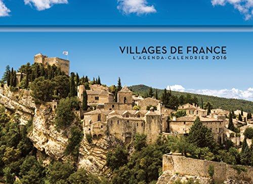 L'agenda-Calendrier Villages de France 2016