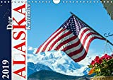 Der Alaska Kalender CH-Version (Wandkalender 2019 DIN A4 quer): Ein Monatskalender mit 12 wunderschönen Fotos, aufgenommen in der Wildnis Alaskas. (Monatskalender, 14 Seiten ) (CALVENDO Natur) - Max Steinwald