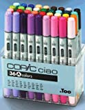 Copic Ciao Marker 36er Set A