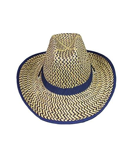 Chapeau De Cow-boy Chapeau De Cowboy De Paille à La