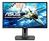 Asus MG248QR 60,96 cm (24 Zoll Full HD) eSports Monitor (DVI, HDMI, 1ms Reaktionszeit, FreeSync, 144Hz, DisplayPort) schwarz