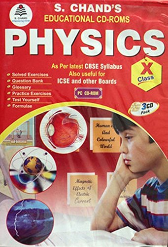 S.Chand Class X Physics CBSE (CD)