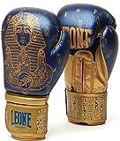LEONE 1947 Gants de Boxe Ramses MMA Muay Thai Kick Boxing K1 Karaté Entraînement, 16 Ounce
