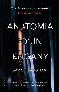 Anatomia d'un engany par Sarah Vaughan