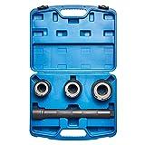 KRAFTPLUS® K.277-6651 Juego de extractor de rótulas axiales de dirección para barra de acoplamiento - 4 piezas