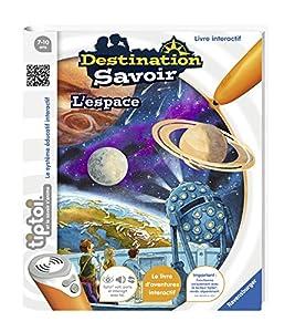 Ravensburger-00679-Libro Tiptoi-El Espacio