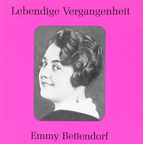 Lebendige Vergangenheit - Emmy Bettendorf