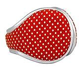Cuffie Antirumore Per Uomo E Donna Pieghevoli Paraorecchie Invernali,Red-OneSize